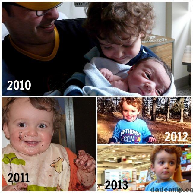 charlie turns 4