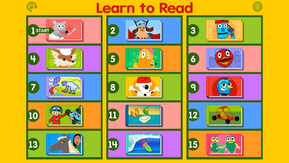 Apps For Kids: Starfall Learn To Read App