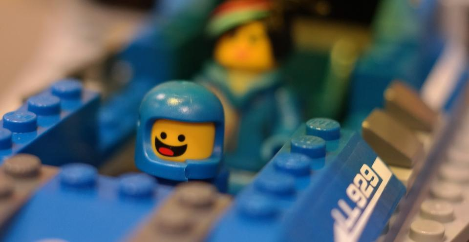 The Paradox Of LEGO