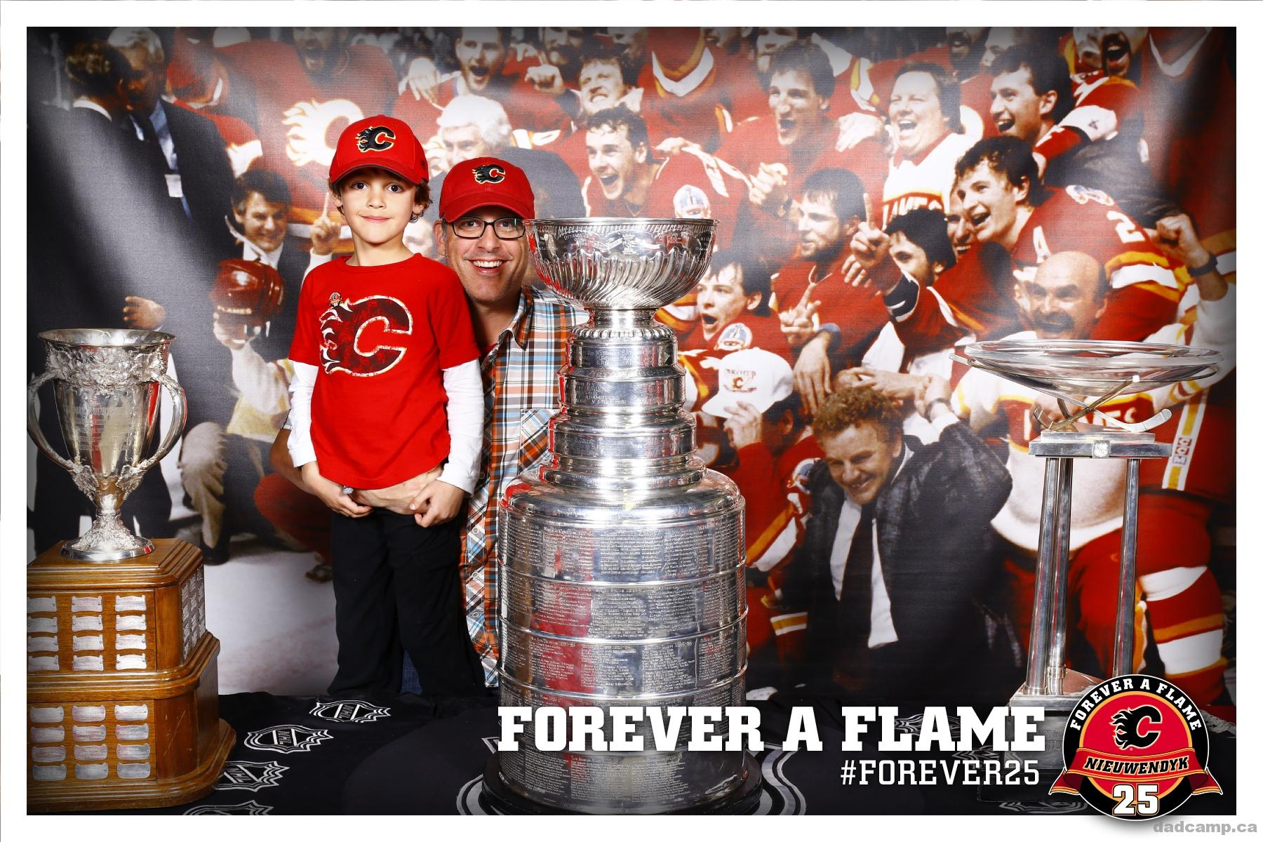 You Don't Touch The Stanley Cup - DadCAMP