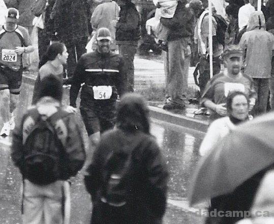 2003 Vancouver Marathon