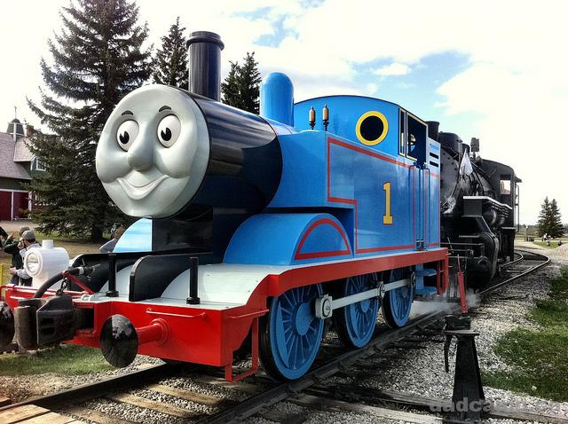 Day Out With Thomas - Heritage Park