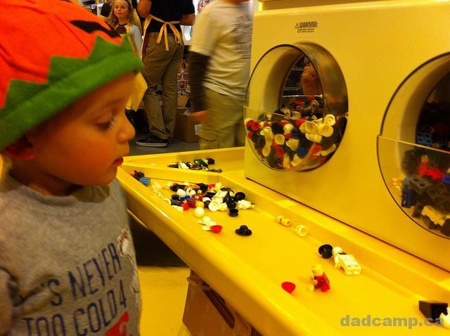 Charlie Loves LEGO