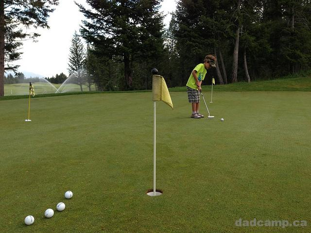 Learn To Golf At Copper Point