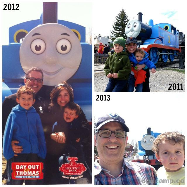 A Day Out With Thomas - Heritage Park
