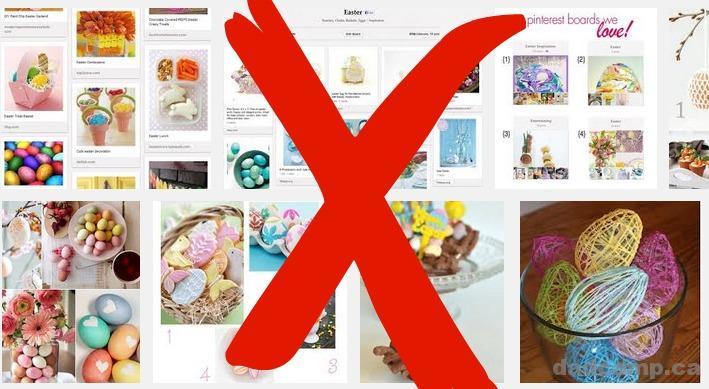 Easter Pinterest Ideas