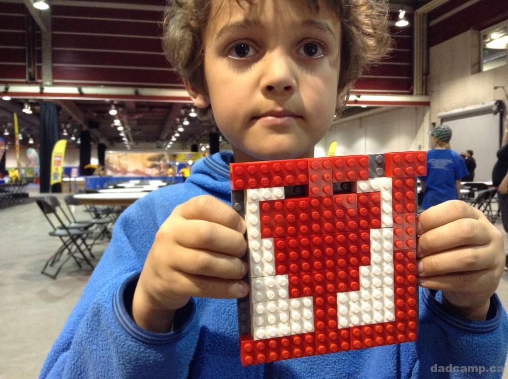 LEGO KidsFest - DadCAMP