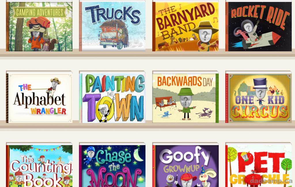 StoryBots Apps For Kids - DadCAMP