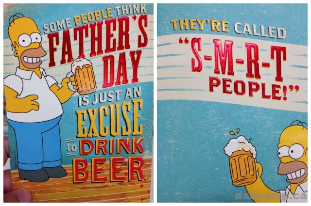 Fathers Day Cards - DadCAMP