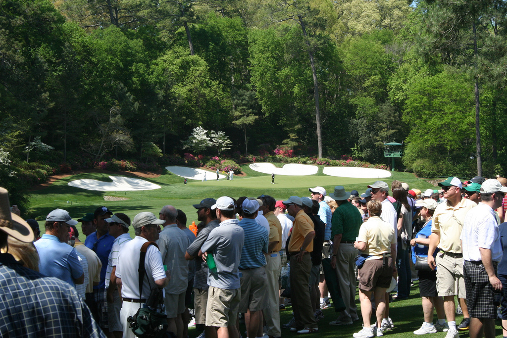 How To Get Tickets To The Masters