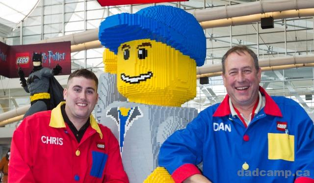 Meet The Family Of LEGO Master Builders