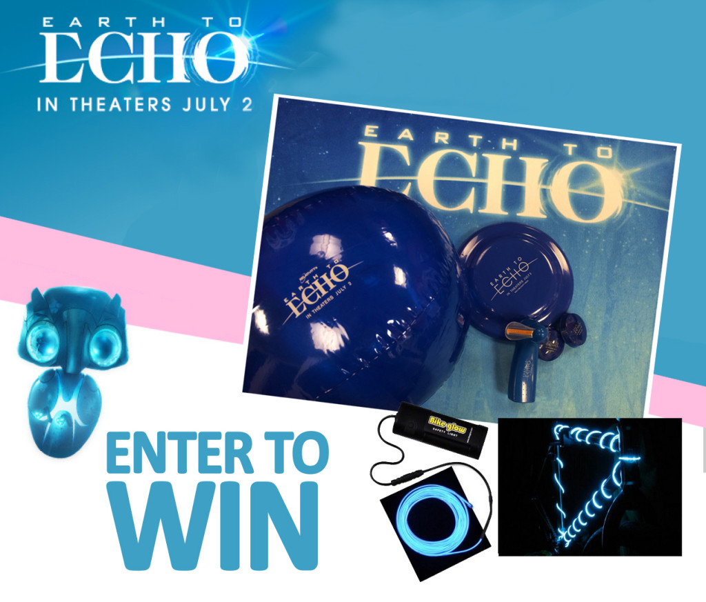 Earth To Echo Prize Pack
