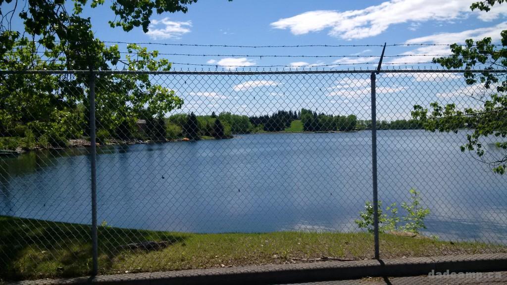 lakes in Calgary