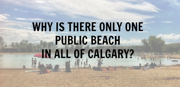 Where Are The Best Beaches in Calgary? - DadCAMP