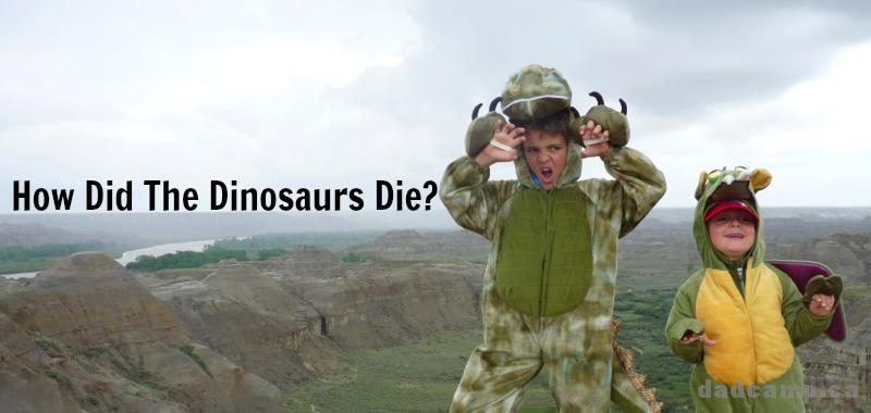 How Did The Dinosaurs Die? - DadCAMP
