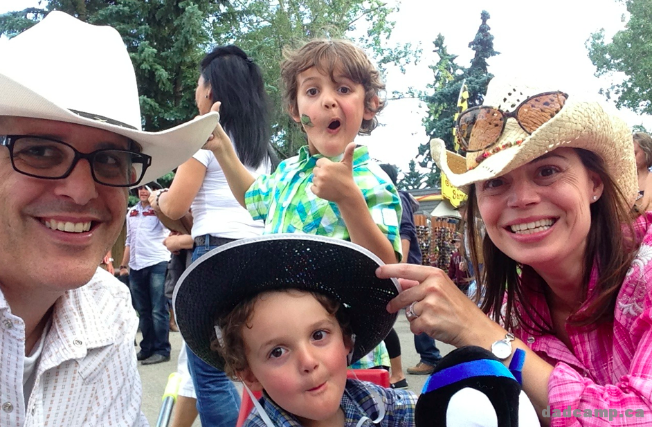 How To Save Money At The Calgary Stampede - DadCAMP