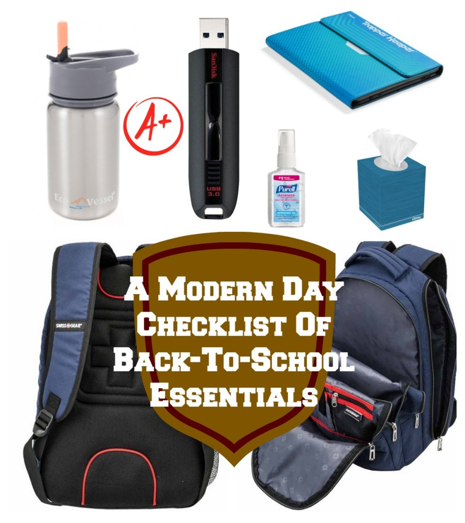 Modern Classroom Supplies ~ A modern day back to school shopping supply list
