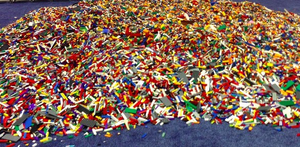 3 Ways To Clean LEGO - DadCAMP