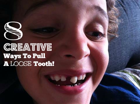 8 Creative Ways To Pull A Loose Tooth