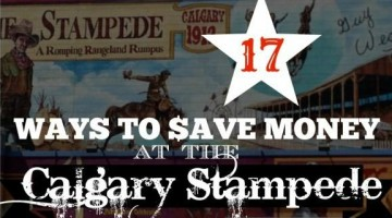 17 Ways To Save Money At The Calgary Stampede