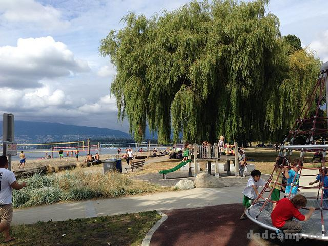 Kits Beach Playground