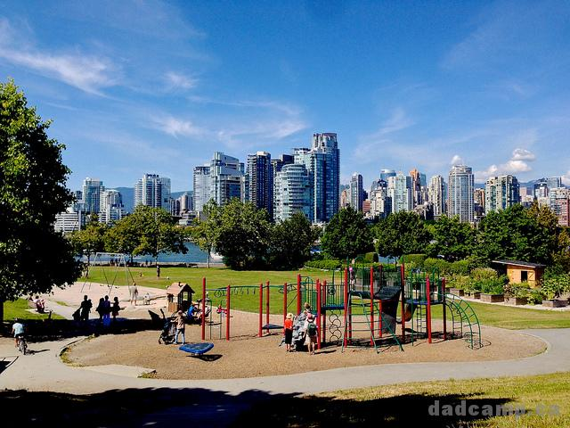 False Creek  playground