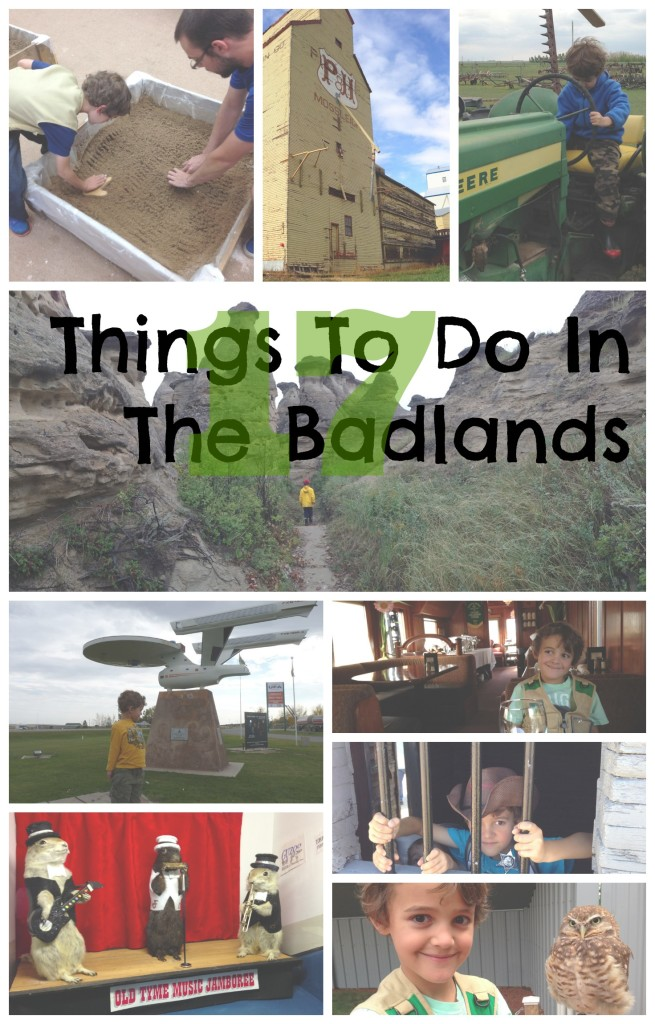17 Things To Do With Your Kids In The Badlands