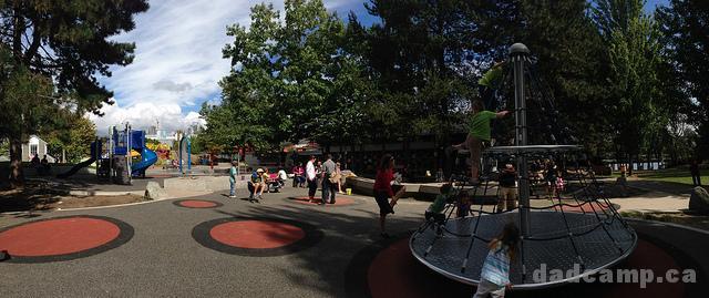 Granville island Playground