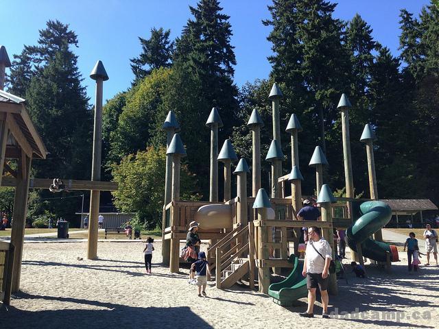 Lumberman's Arch Playground