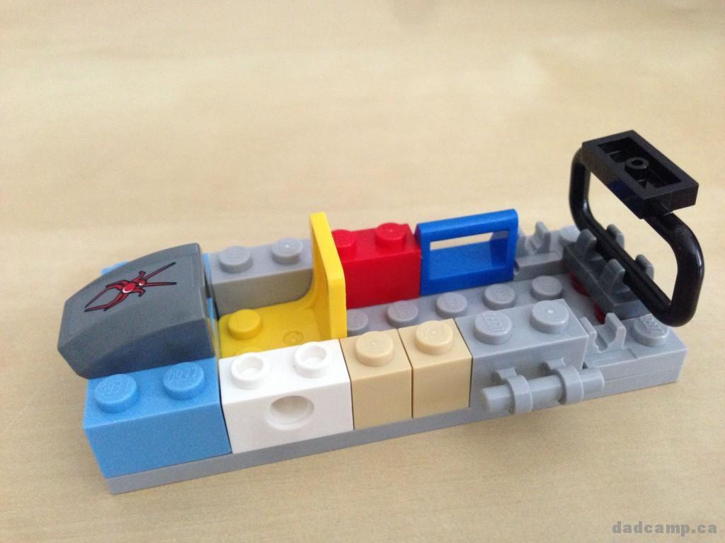 LEGO Challenge - Boat