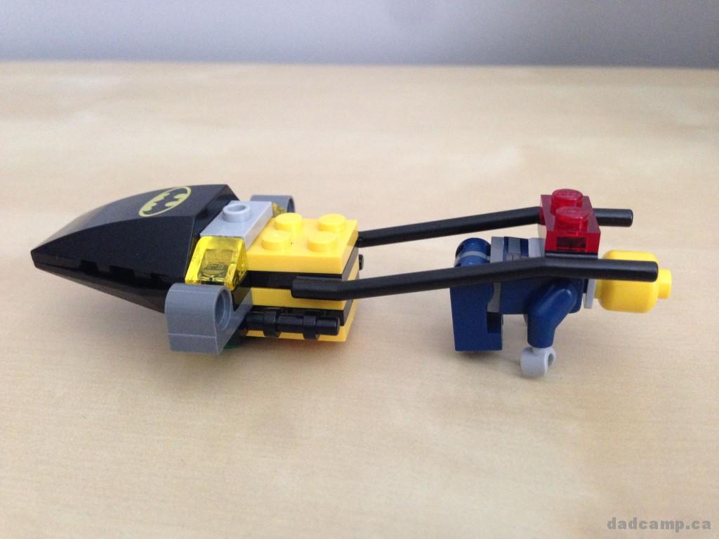 LEGO Challenge - Dog Sleigh