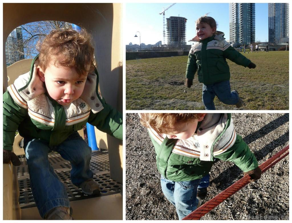 David Lam Park Playground