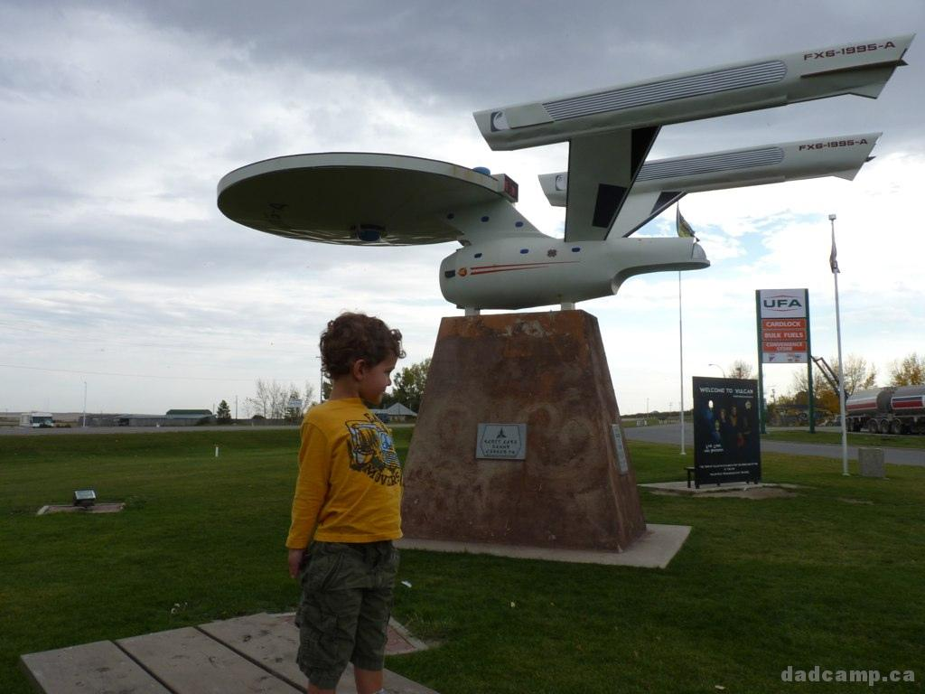 Enterprise in Vulcan, AB
