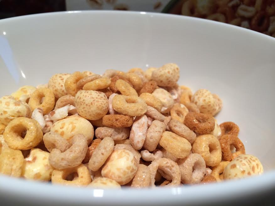 Multi Grain Cheerios with Ancient Grains