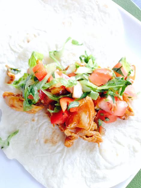 Old El Paso Chicken Tinga