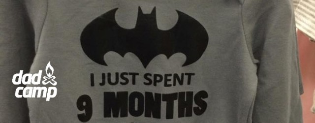 I Just Spent 9 Mos In The Batcave