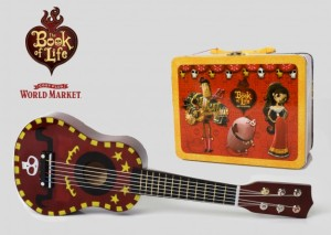 book of life guitar