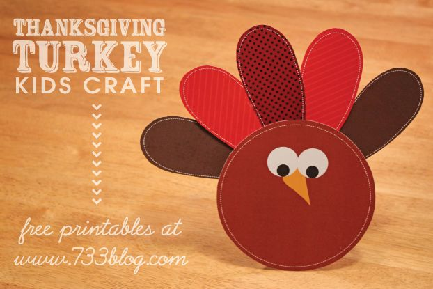 Fat Turkey Crafts