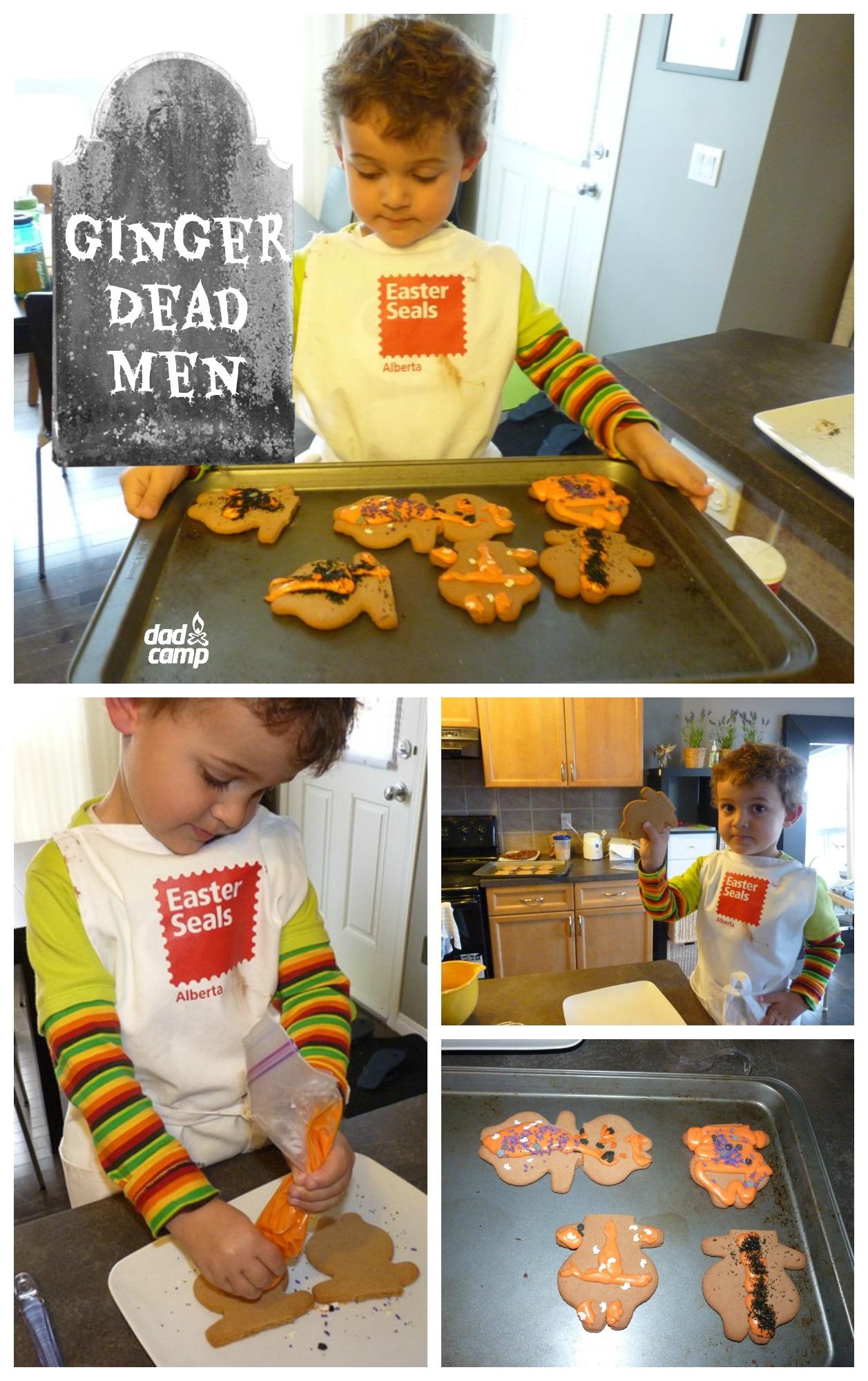 Gingerdead Men Cookies