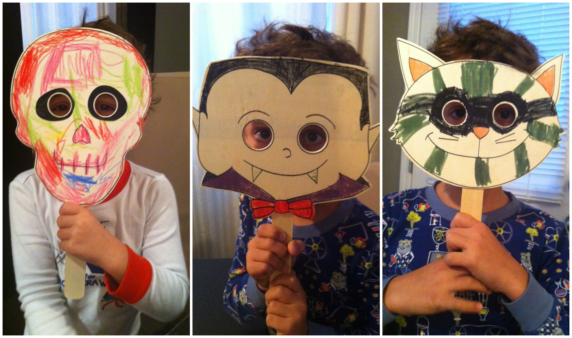 Halloween Masks From Michaels