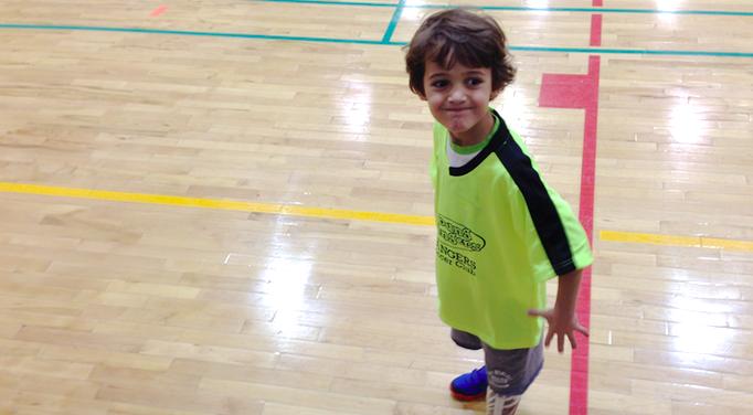 Zacharie Soccer