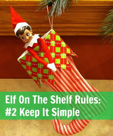 Elf On the Shelf Rules - DadCAMP