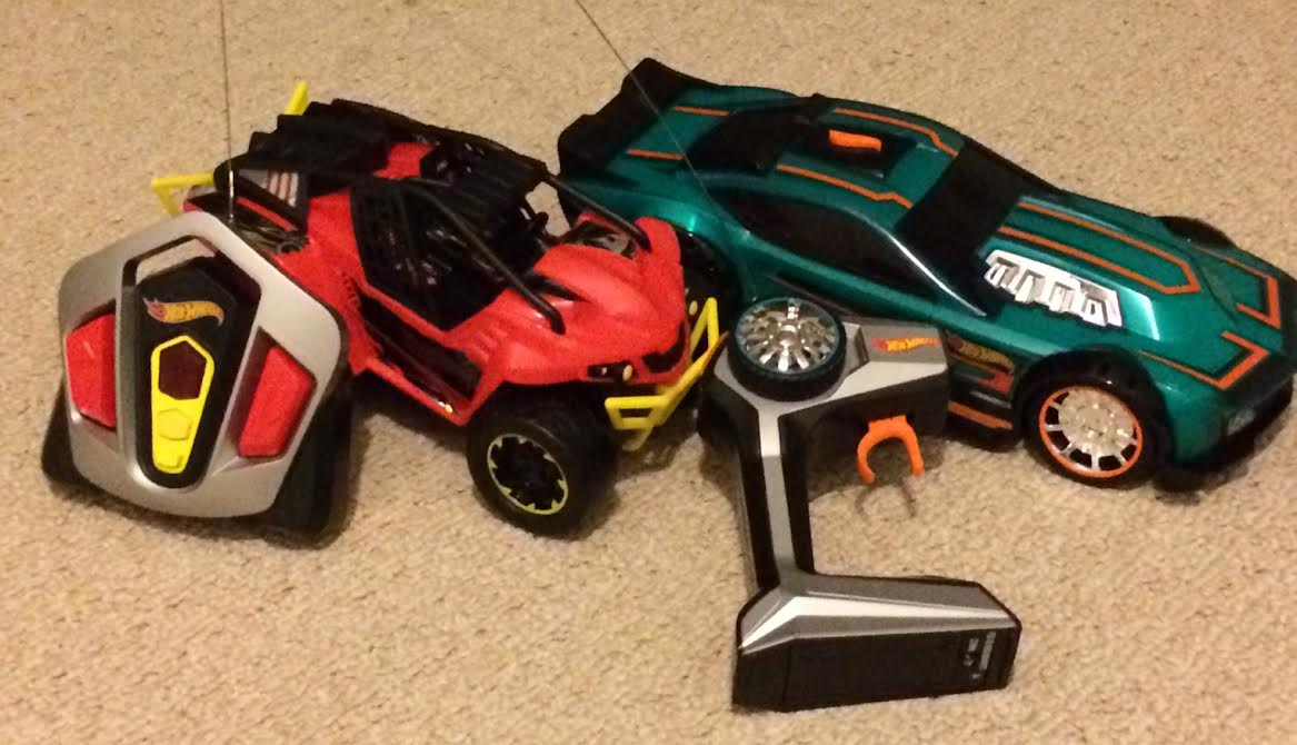 Hot Wheels RC Review