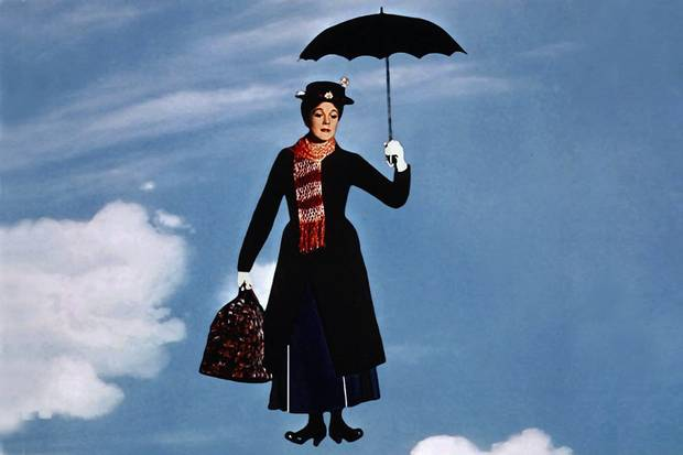 Searching For MARY POPPINS? Heres What Having A Live-In Nanny Is.