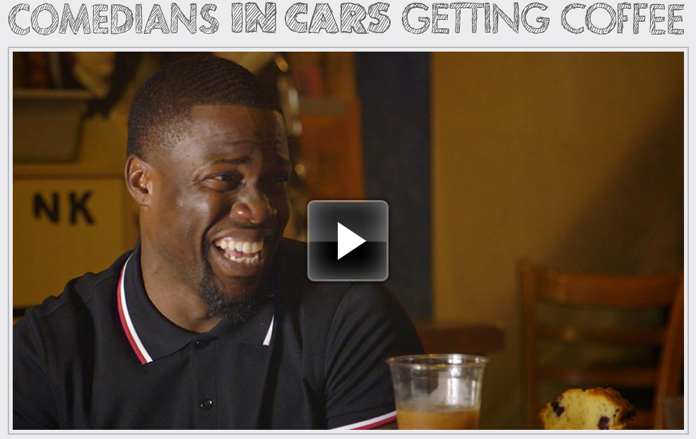 Comedians In Cars Getting Coffee - Kevin Hart