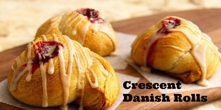 Crescent Danish Rolls