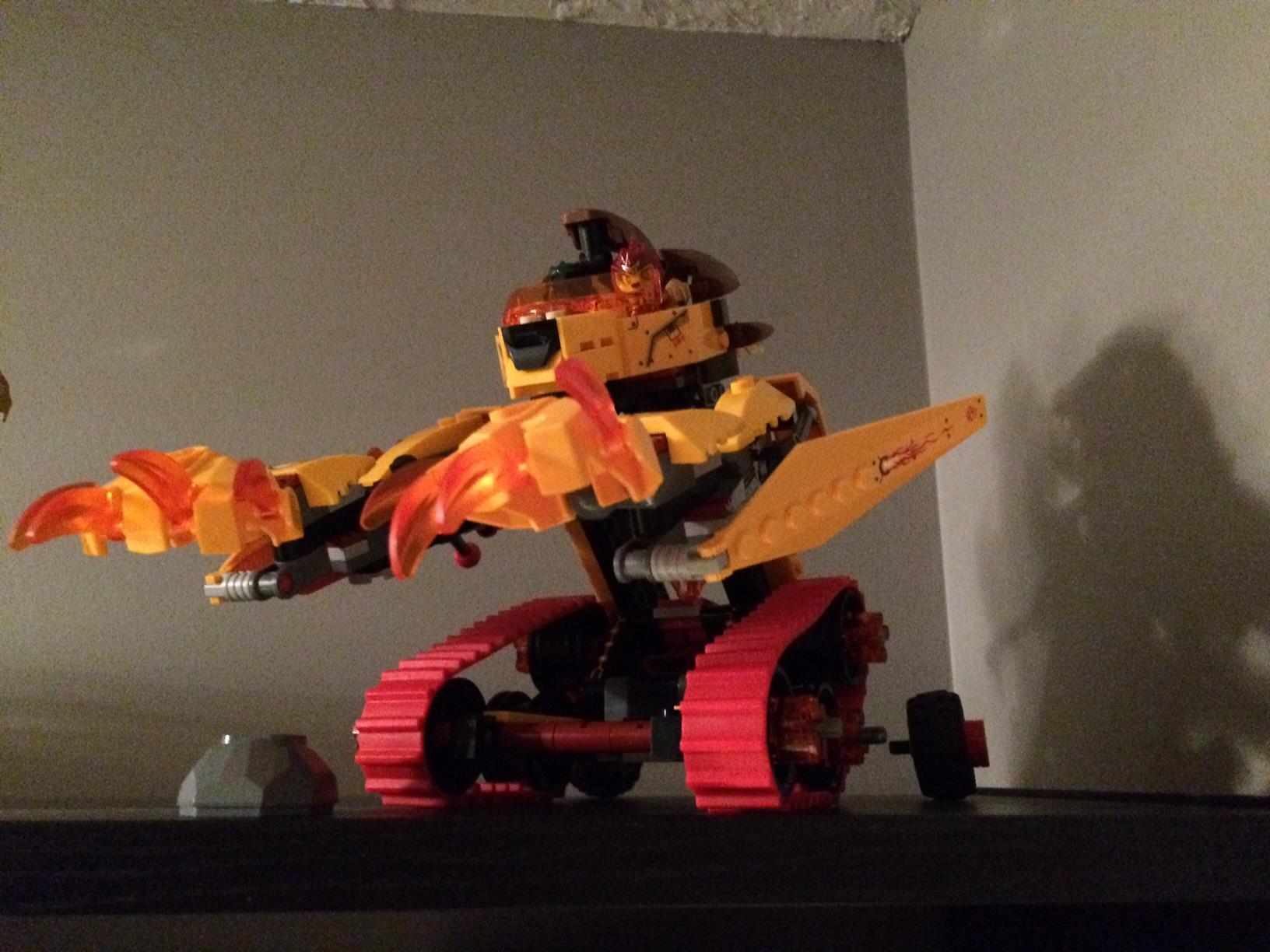 LEGO Chima Fire Lion