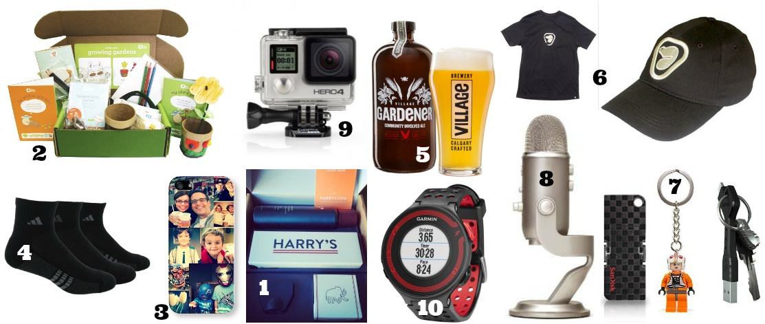 10 christmas gift ideas for dad