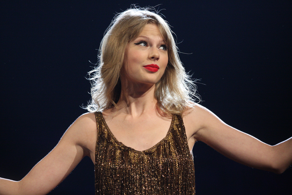 Anyone Have A Presale Code For Taylor Swift?