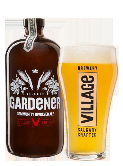 Village Gardener Beer